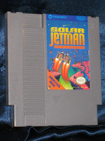 Nintendo Game: Solar Jetman Hunt for the Golden Warship