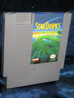 Nintendo Game: Star Tropics