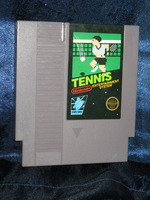 Nintendo Game: Tennis