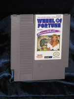 Nintendo Game: Wheel of Fortune