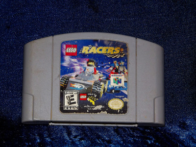Nintendo 64 Game: Lego Racers