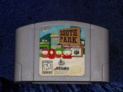 Nintendo 64 Game: South Park