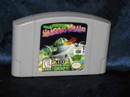 Nintendo 64 Game: Space Station Silicon Valley