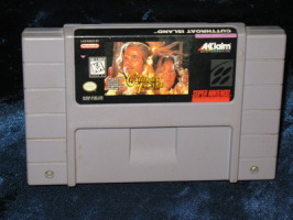 Super Nintendo Game: Cutthroat Island