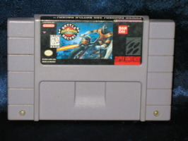 Super Nintendo Game: Power Rangers Zeo: Battle Racers