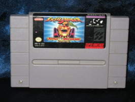 Super Nintendo Game: Skuljagger