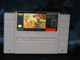 Super Nintendo Game: Wanderers from YS III