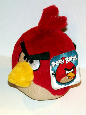 Angry Birds Plushie: 7