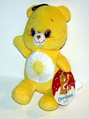 Care Bears Plushie Squeak Toy: 6