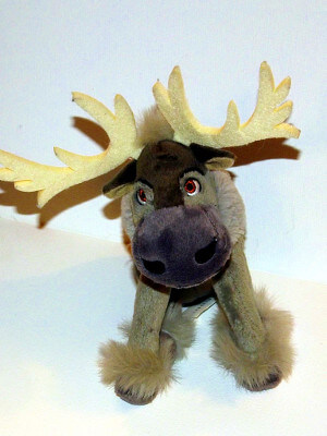 "Disney's Frozen Plushie: 9½"" Sven the Reindeer (with Sound)"