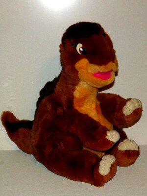 "The Land Before Time Plushie: 16"" Loveable Littlefoot"
