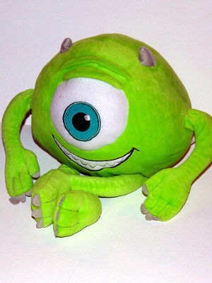 Monsters, Inc Plushie: 12