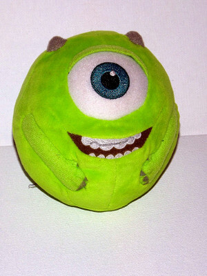 Monsters, Inc Plushie: 5