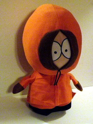 "South Park Plushie: 12"" Kenny"