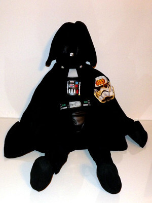 "Star Wars Plushie: 25"" Darth Vader Pillowbuddy"