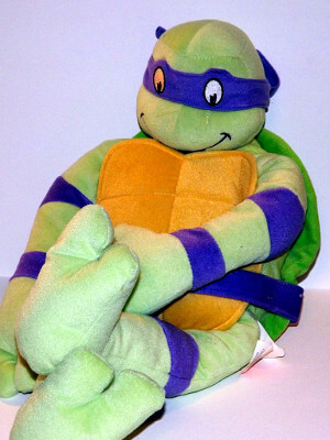 Teenage Mutant Ninja Turtles Plushie: Donatello