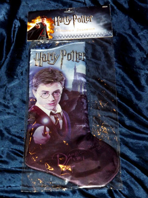 Harry Potter Christmas Stocking: Dumbledore's Army Stocking