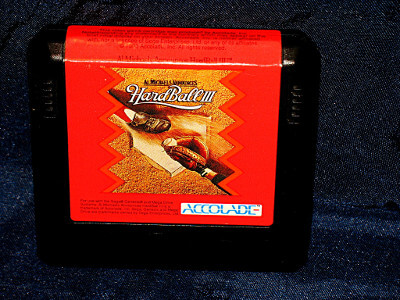 Sega Genesis Game: Hardball III