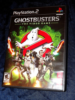 Playstation 2 Game: Ghostbusters The Video Game