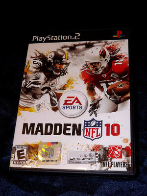 Playstation 2 Game: Madden NFL '10