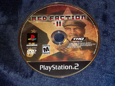 Playstation 2 Game: Red Faction II