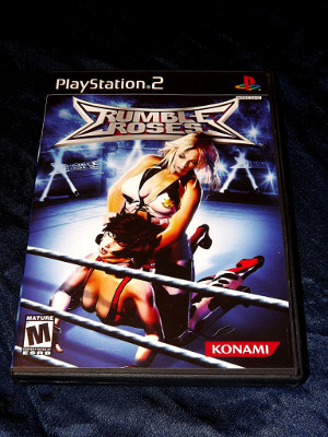 Playstation 2 Game: Rumble Roses