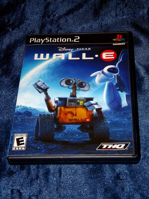 Playstation 2 Game: WALL-E
