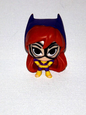 "DC Comics Action Figure: 1"" Super Deformed Batgirl"